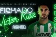 Oficial: Víctor Ruiz, renovado hasta 2023