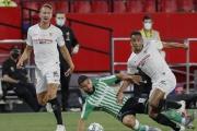 El penalti inventado por Lahoz no es excusa para la derrota