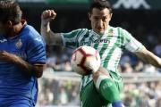 """En marcha una """"promoción solidaria de entradas"""" para el Betis-Getafe"""