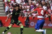 1-0: El Betis también cae en Granada